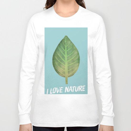 leaf-151 Long Sleeve T-shirt