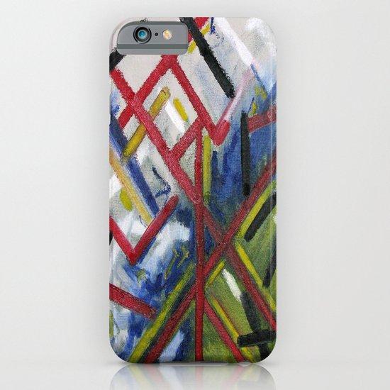 Native American pattern iPhone & iPod Case