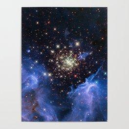 Star Cluster Poster