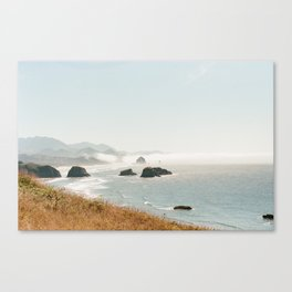 Cannon Beach Canvas Print