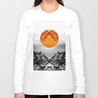 xbox Long Sleeve T-shirts featuring Why down the circle by Stoian Hitrov - Sto