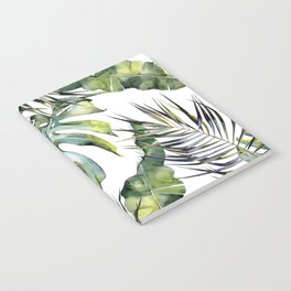TROPICAL GARDEN 2 Notebook