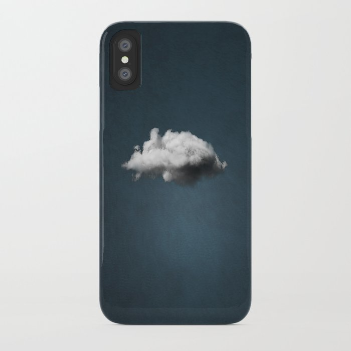 waiting magritte iphone case