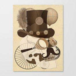 Steam Punked Canvas Print