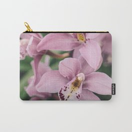 Orchid cascase Carry-All Pouch