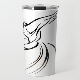 Sufi Meditation Travel Mug