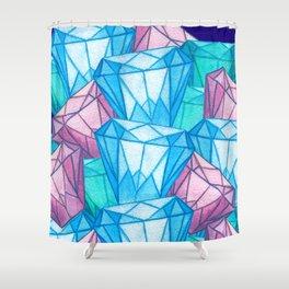 Treasure Trove i Shower Curtain