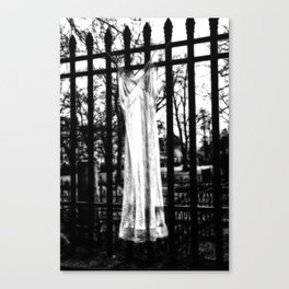Memories Of A Ghost Canvas Print