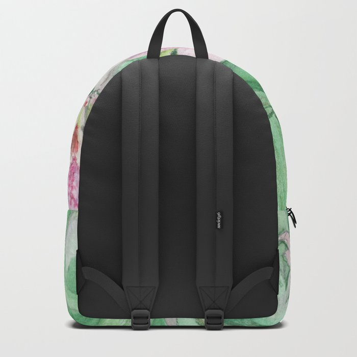 Orchid Cascade Backpack