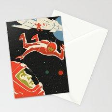 Cosmonauts Stationery Cards