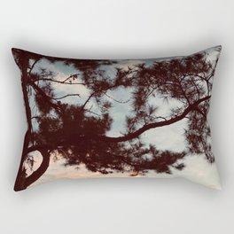 Sunset Pines Rectangular Pillow