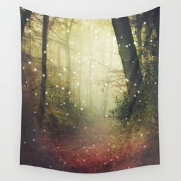Forest of Miracles and Wonder Wall Tapestry