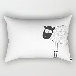 Meeee mee Rectangular Pillow