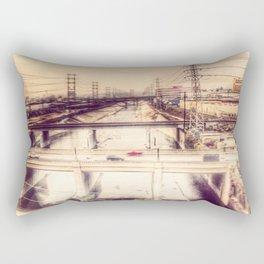 A River Runs Through It Rectangular Pillow