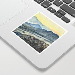 Haleakala Study Sticker