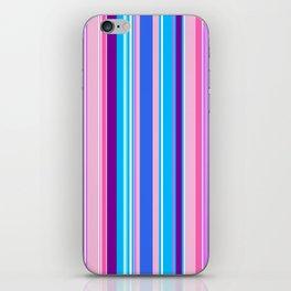Stripes-016 iPhone Skin