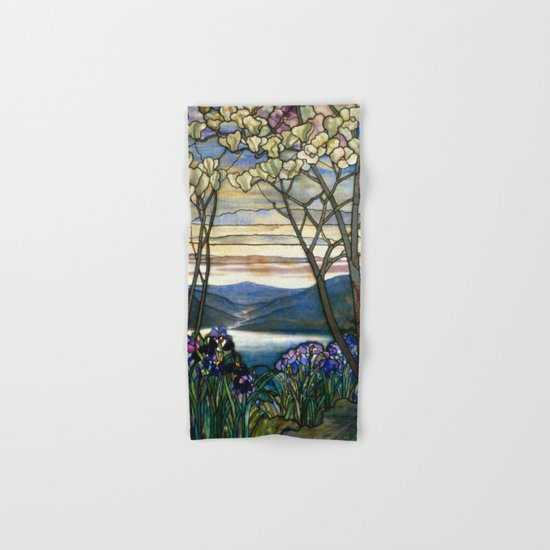 Louis Comfort Tiffany - Decorative stained glass 5. by alexandra_arts