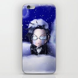 If You're Cold, They're Cold iPhone Skin