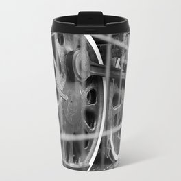 The Wheels are Turning Travel Mug