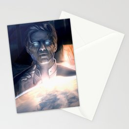 Illusive man Stationery Cards