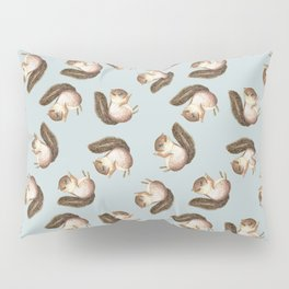 squirrel pattern Pillow Sham