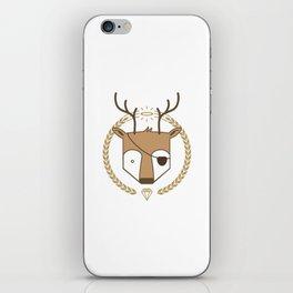 Mr. Deer iPhone Skin