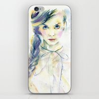 ultraviolence iPhone & iPod Skins featuring Ultraviolence by Cora-Tiana