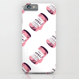 OH, HONEY - PINK iPhone Case