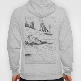 The drowning Hoody