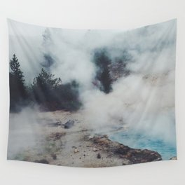 Jump Into the Fog Wall Tapestry