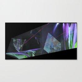 refraction Canvas Print