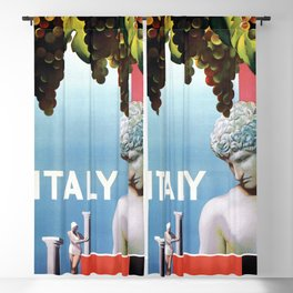 Travel to Italy in 1935 Blackout Curtain