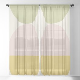 Balance Sheer Curtain