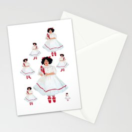 The Nutcracker Ballet Stationery Cards