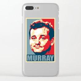 Bill Murray Clear iPhone Case