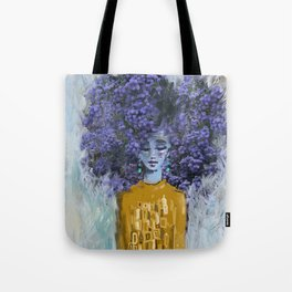 California Lilac Tote Bag