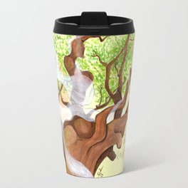 The concentrated Lady of the Oak Travel Mug