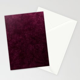 Pink Velvet texture Stationery Cards