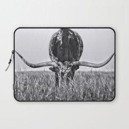 B&W Longhorn Laptop Sleeve