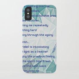 Wave Breaker iPhone Case