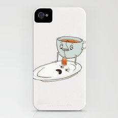 Tea Baggin' iPhone (4, 4s) Slim Case