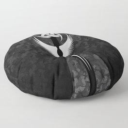 Modern Valkyrie Urban Camo Floor Pillow