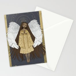 Celestial Angel Stationery Cards