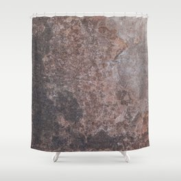 Evidence of Stone Wash (Zion National Park, Utah) Shower Curtain