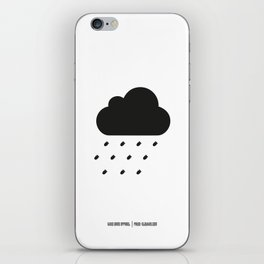 PAUSE – Bullet Storm iPhone Skin