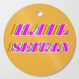 Hail Seitan Cutting Board