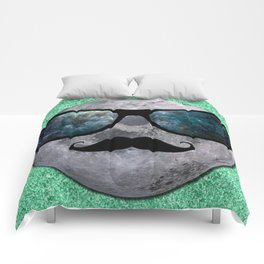 HIPSTER MOON Comforters