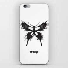 Mothra iPhone & iPod Skin