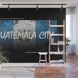 Guatemala City Wall Mural