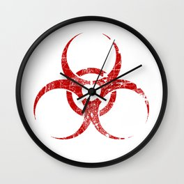 Toxic Love Wall Clock